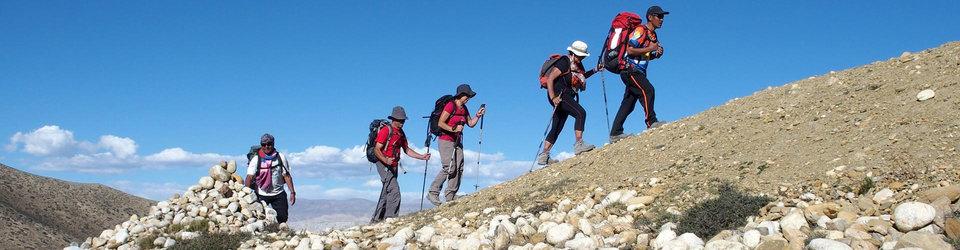 Marmot Trek & Expedition