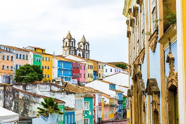 Ville de Salvador de Bahia
