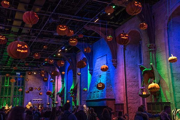 Halloween à Londres