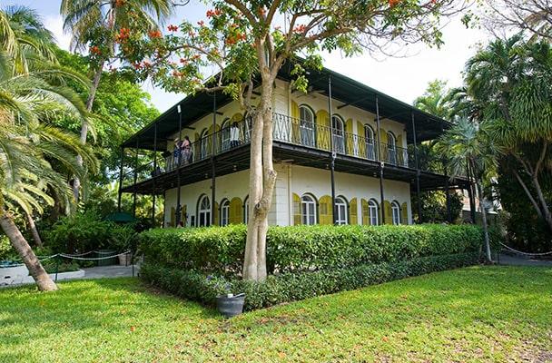 Maison d'Ernest Hemingway