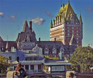 Vidéo : visiter la ville de Québec