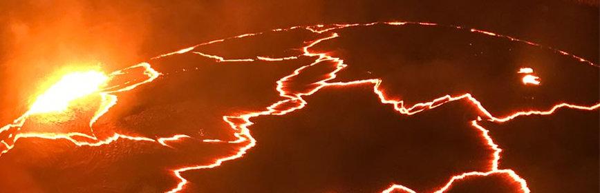 L'archipel d'Hawaii et ses origines volcaniques
