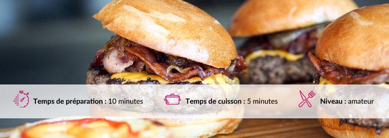 Cuisine du monde : découvrez la recette originale du hamburger