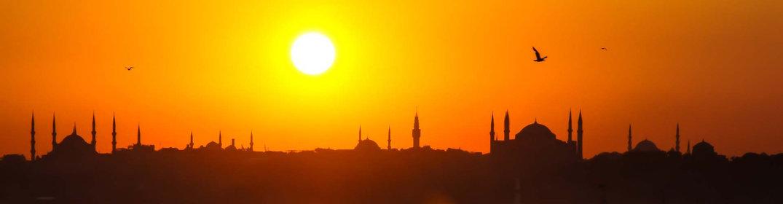 Turquie : les mosquées à Istanbul