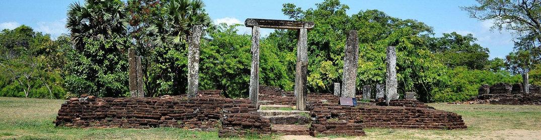 Découverte : la ville de Polonnaruwa au Sri Lanka