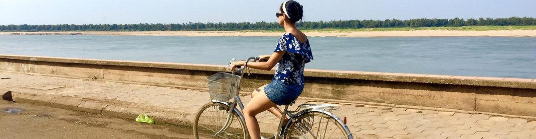 Le Mékong et Angkor à vélo au Cambodge