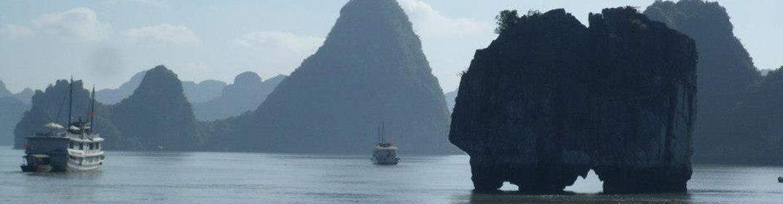 Embarquez pour une incroyable expérience au Vietnam: la baie d'Halong