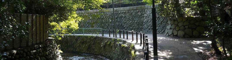 Petite promenade dans la vallée de Todoroki au Japon