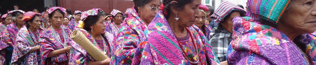 Les fêtes patronales au Guatemala