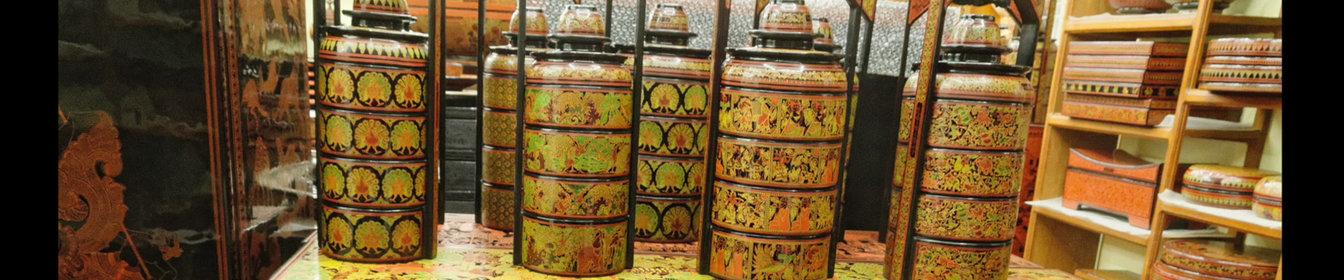 L'art de la laque à Pagan en Birmanie