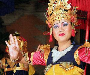 A Bali, la danse est un poème en mouvement