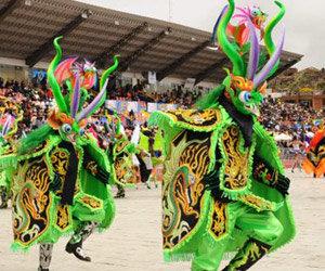 Fiesta de la Candelaria à Puno