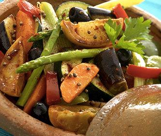 Voyage & Cuisine au Maroc : Le Tajine aux légumes