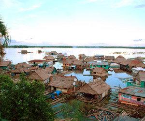 Iquitos... Une aventure vers la nature