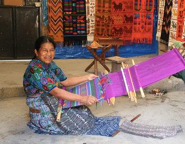 Guatemala, un monde Maya d'hier et d'aujourd'hui...