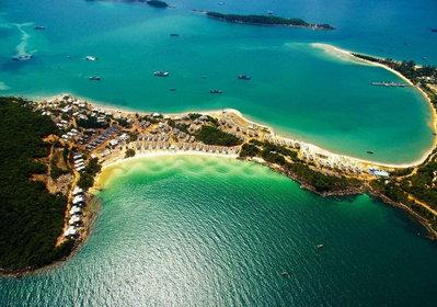 Top 5 des plages paradisiaques du Vietnam au sud