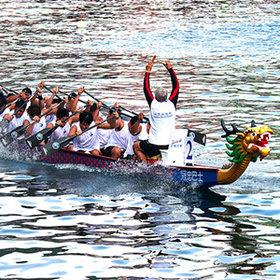 Duanwu : fête des bateaux-dragons en Chine