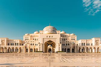 Merveilles de Dubaï et Abu Dhabi