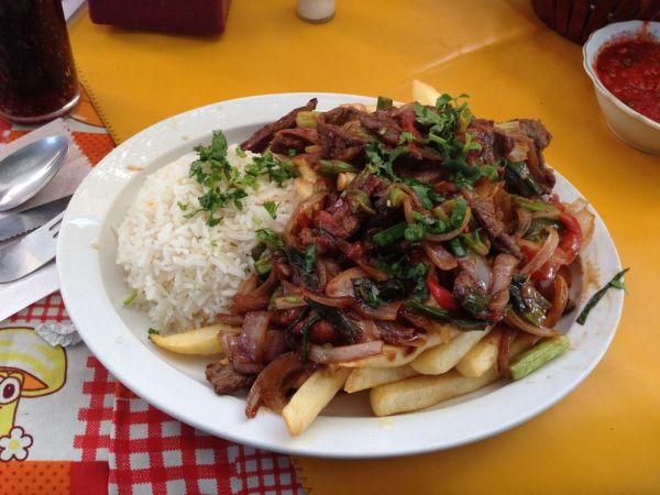 Aventure culinaire au Pérou