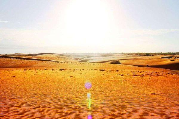 Découverte des dunes et lacs du Sénégal