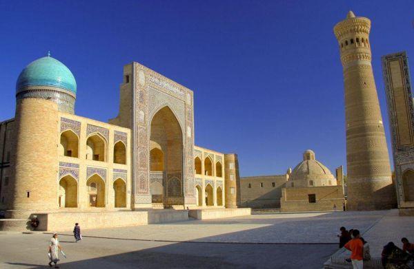 voyage Ouzbékistan 2