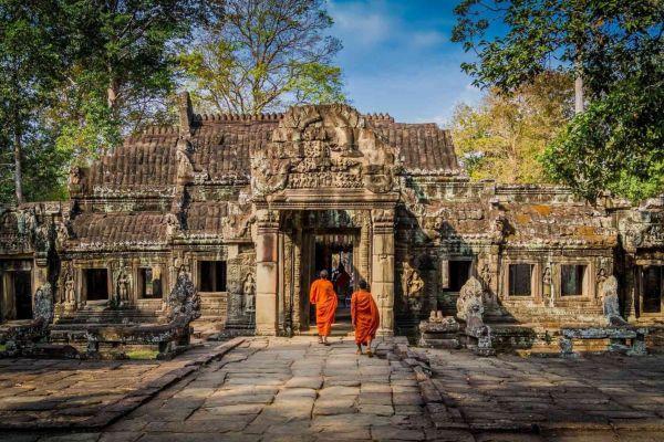Le nord Vietnam authentique et la magie d'Angkor