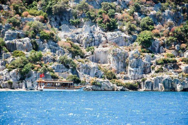 Méditerranée : Randonnée en Lycie