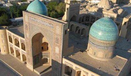 voyage Ouzbékistan 4
