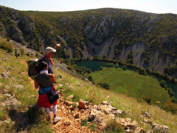 Randonnées et baignades dans la région de Zadar