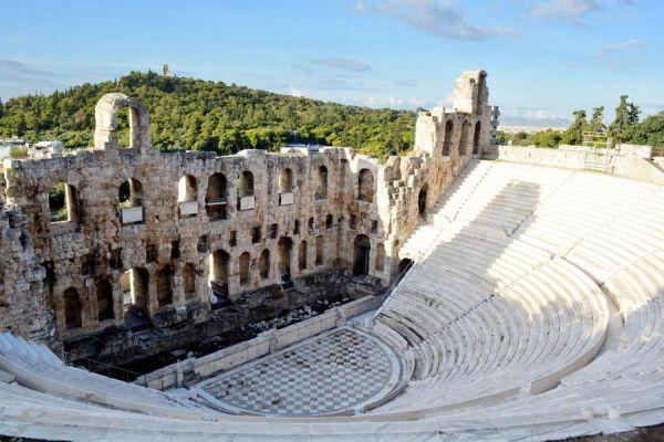 Athènes : Tourisme et Mythologie