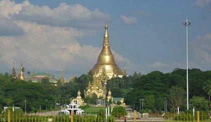 Sensations birmanes