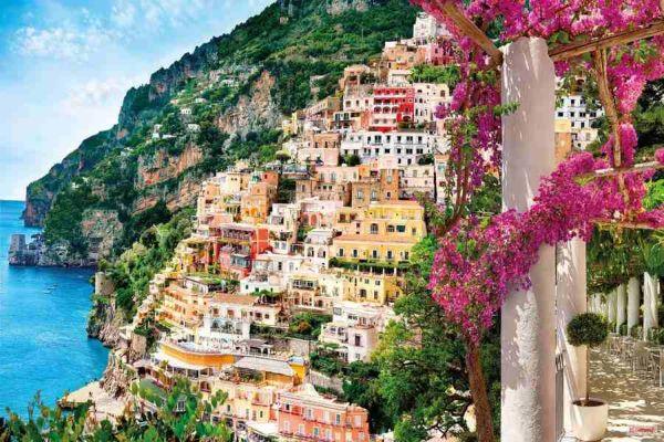 Sorrente : Province de Naples