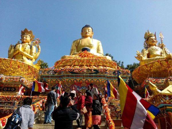 Terres mystiques de l'Inde, Népal, Tibet