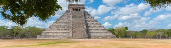 Tierra Maya : le Yucatán, péninsule du Mexique