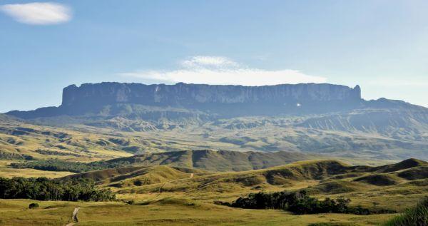 Trekking au Mont Roraima