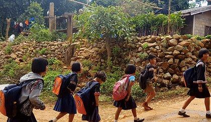 Trésors du Nord et paradis perdus en Thailande