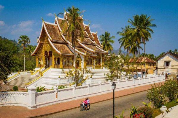 Vientiane - Luang Prabang