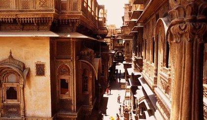Le Rajasthan méconnu