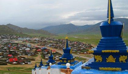 Mongolie 1