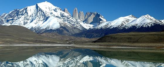 Le Mont Fitz Roy, un des points de vue exceptionnels de la Patagonie