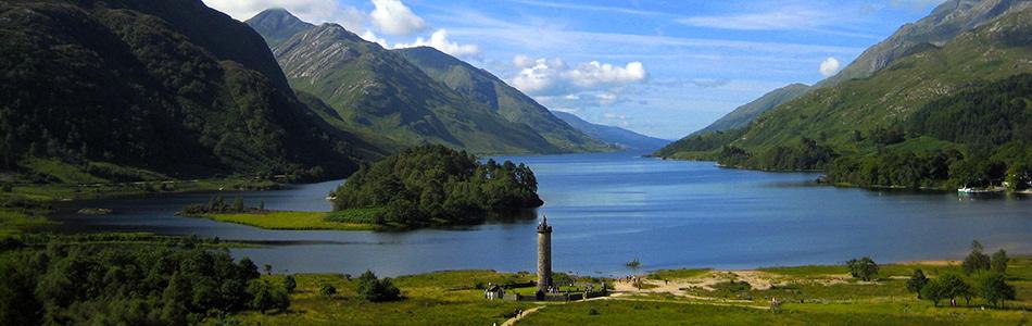 Glenfinnan monument, l'un des moments phares du trajet!