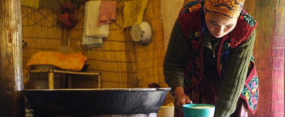 Quoi Voir Et Que Faire Lac Song Kul Kirghizistan Cuisine Yourte