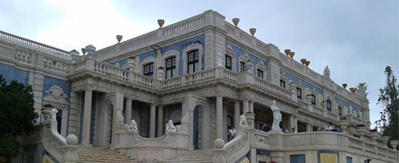 Joyau de l'architecture portugaise