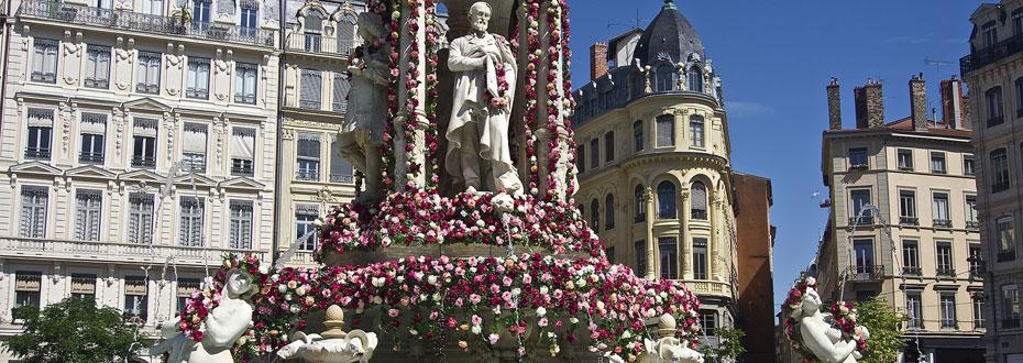 Lyon, une ville jeune et en mouvement