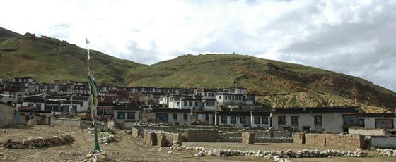 Quoi voir dans la région du Yamdrok au Tibet