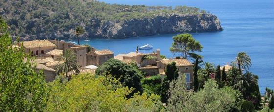 Entre terre et mer, l'île de Majorque offre des paysages très diversifiés.