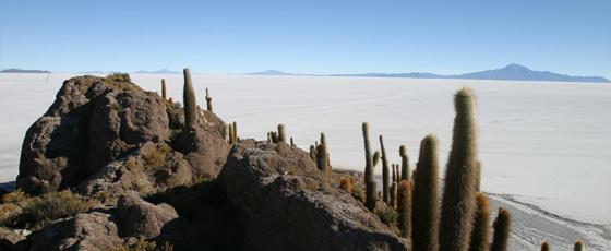 Quoi voir au Salar d'Uyuni en Bolivie