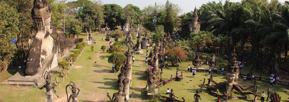 Parc de Bouddha