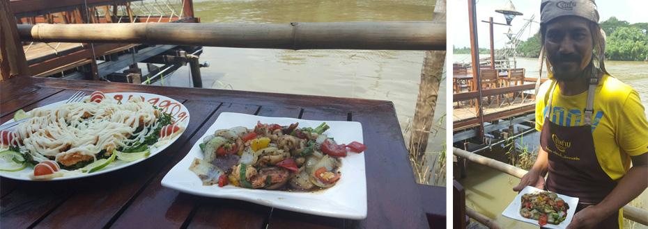 Cuisine thaïlandaise ambulante !