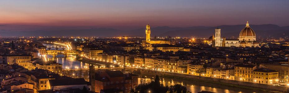 Florence est une ville très riche en culture